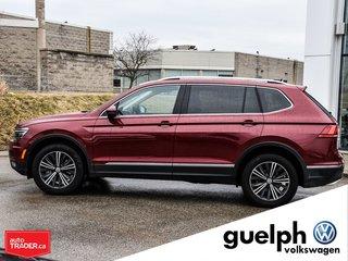 2018 Volkswagen Tiguan Highline - 12k - AWD - 3rd Row