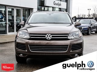 2012 Volkswagen Touareg Highline As-Traded Special