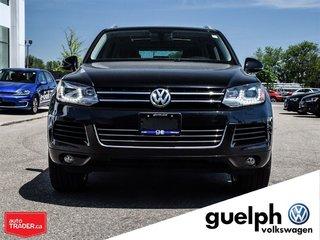 2014 Volkswagen Touareg Highline With Sport PK Highline