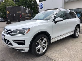 2015 Volkswagen Touareg Execline, DIESEL, FULLY LOADED