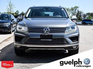 2015 Volkswagen Touareg 4Motion