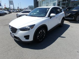 2016 Mazda CX-5 GT ( Navigation,Heated Seats, Leather)