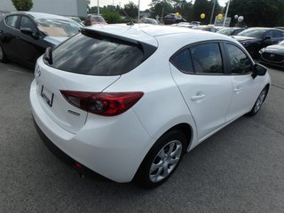2016  Mazda3 Sport GX (Bluetooth,Camera)