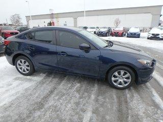 2015 Mazda Mazda3 GX  $0 DOWN $54 WEEKLY