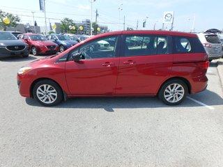 2015  Mazda5 GS (Bluetooth, AM/FM Radio)