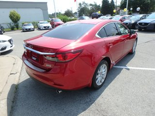 2014  Mazda6 GS (Navigation, Heated Seats, Leather interior)