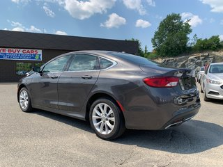 2015 Chrysler 200 C - LEATHER! PANO-ROOF!