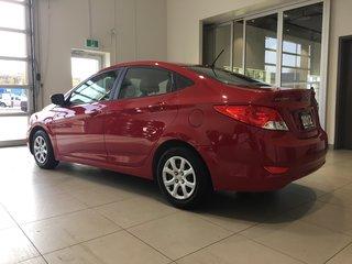2012 Hyundai Accent GL Sedan - A/C! 1-OWNER!