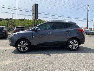 2015 Hyundai Tucson LIMITED AWD w/SATELLITE NAVIGATION