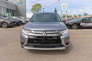 2018 Mitsubishi Outlander ES AWD