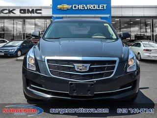 2015 Cadillac ATS Sedan Sedan AWD 2.0L Turbo - Luxury  - $152 B/W