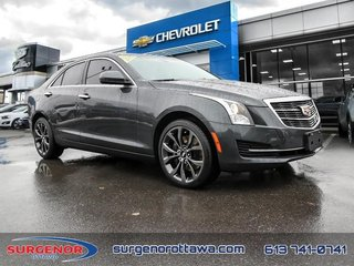 2018 Cadillac ATS Sedan 2.0 Turbo  - Certified - $217.31 B/W