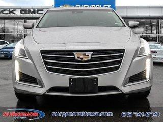 2015 Cadillac CTS Sedan AWD 2.0L Turbo - Luxury  - $163.56 B/W
