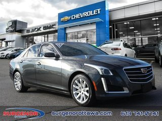 2016 Cadillac CTS 2.0L  - Certified - Leather Seats - $219.34 B/W