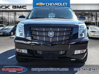 Cadillac Escalade AWD  - $255.59 B/W 2013