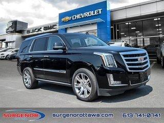 Cadillac Escalade Premium  - Sunroof -  Navigation - $406 B/W 2015