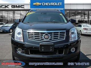 Cadillac SRX AWD V6 Performance 1SD  - $131 B/W 2014