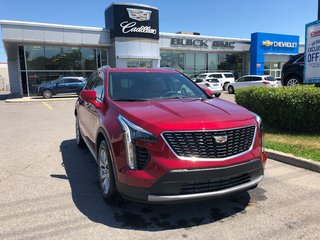 2019 Cadillac XT4 Premium Luxury  - Leather Seats - $374 B/W