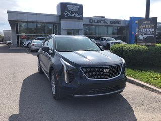 2019 Cadillac XT4 Premium Luxury  - Leather Seats - $351 B/W