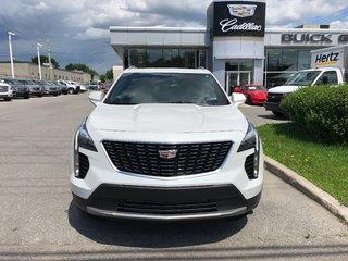 2019 Cadillac XT4 Premium Luxury  - Sunroof - $364 B/W