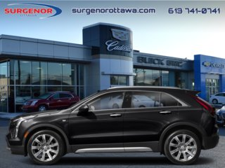 2019 Cadillac XT4 Sport  - Navigation - Leather Seats - $394 B/W