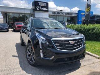 2019 Cadillac XT5 Luxury AWD  - $422 B/W