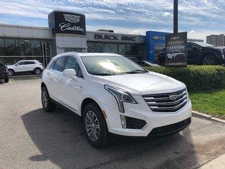 2019 Cadillac XT5 Luxury AWD  - $382 B/W