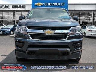Chevrolet Colorado LT  -  Android Auto -  Apple CarPlay - $242 B/W 2019