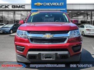 2019 Chevrolet Colorado LT  -  Android Auto -  Apple CarPlay - $243 B/W