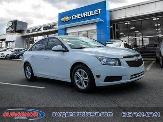 Chevrolet Cruze 1LT  - Bluetooth -  OnStar - $68 B/W 2014