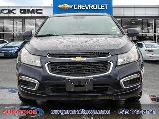 2015 Chevrolet Cruze LT Turbo  - Bluetooth -  SiriusXM - $100.35 B/W