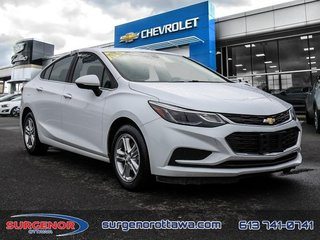 2018 Chevrolet Cruze LT  - Bluetooth -  Heated Seats - $117.57 B/W