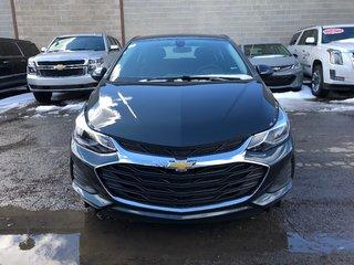 2019 Chevrolet Cruze LT  - Apple CarPlay -  Android Auto - $155 B/W