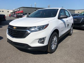2020 Chevrolet Equinox LS  -  Next Gen Tech - $203 B/W