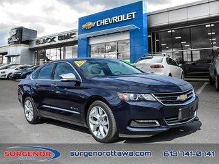 Chevrolet Impala Premier  - Leather Seats - $186 B/W 2018