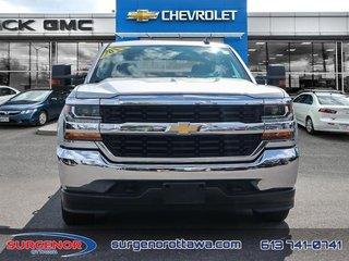 Chevrolet Silverado 1500 LS  - Certified - $194 B/W 2017