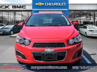 Chevrolet Sonic LT 5 Dr Hatchback at  - $62 B/W 2013