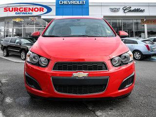 2014 Chevrolet Sonic HATCH LS