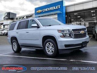 Chevrolet Tahoe LS  - Bluetooth - $283 B/W 2018