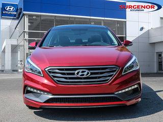 Hyundai Sonata Sport Tech 2016