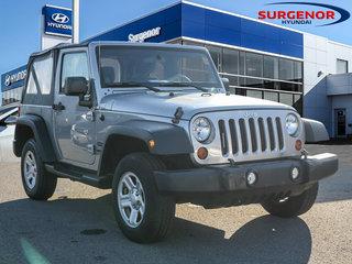 Jeep Wrangler Sport 2013