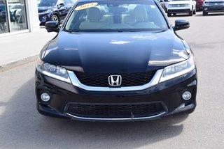 2013 Honda Accord Cpe EX-L V6 Navi at