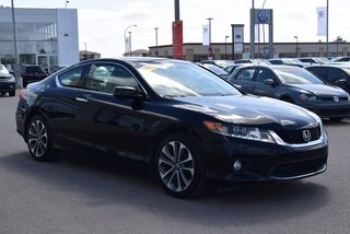 2013 Honda Accord Cpe EX-L V6 Navi at