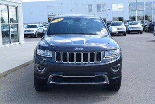 2015 Jeep Grand Cherokee 4x4 Limited