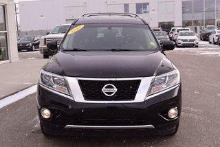 2015 Nissan Pathfinder SL V6 4x4 at