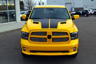 2016 Ram Ram 1500 Crew Cab 4x4 Sport (140.5