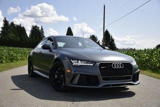 2017 Audi RS 7 PERFORMANCE*700HP*NEW BRAKES*EVENTURI INTAKE