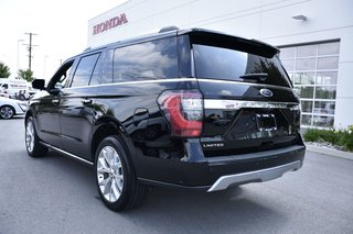 2018 Ford Expedition LIMITED MAX - 360 CAMERA, PANO SUNROOF, WIFI