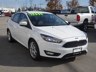2016 Ford Focus SE - BLUETOOTH, B/U CAMERA, AUX