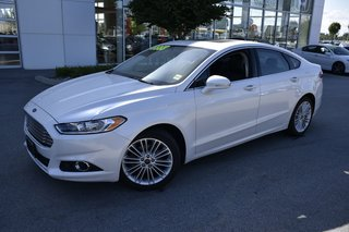 2016 Ford Fusion SE - B/U CAMERA, BLUETOOTH, CD PLAYER